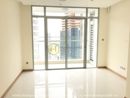 With Vinhomes Central Park unfurnished apartment: we give you your own home