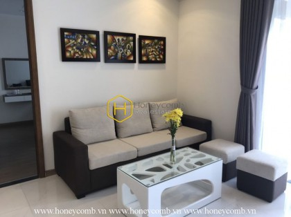 Splendid apartment with luxury interiors and neat layout in Vinhomes Central Park