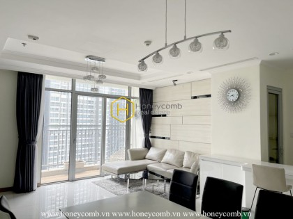 Complete your life with this artistic apartment in Vinhomes Central Park