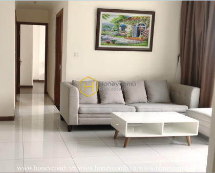 Explore minimalist style in this amazing apartment in Vinhomes Central Park