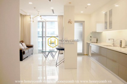 Take a look at this beneficial Vinhomes Central Park apartment for rent
