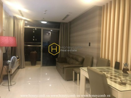 Take your chance to own this amazing apartment for rent in Vinhomes Central Park