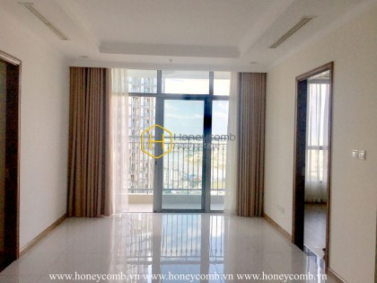 Identify your dream home through this shiny apartment for rent in Vinhomes Central Park