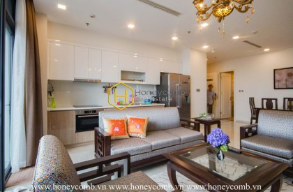 Keep your moments in this poetic Vinhomes Golden River apartment