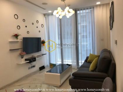 Wonderful 1 bedroom apartment in Vinhomes Golden River
