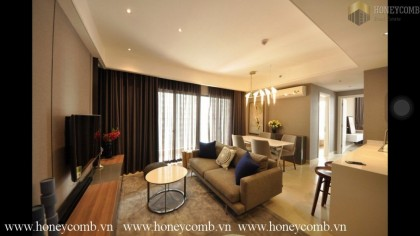 Nice decoration 2 bedrooms apartment for rent in Masteri