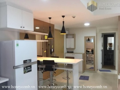 Two bedroom apartment with modern interiors for rent