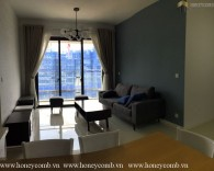 The Estella Heights 2 beds apartment with nice view and furnished