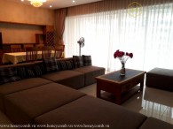 Good view 3-beds apartment in The Estella for rent