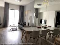 Căn hộ 1 phòng ngủ thiết kế sang trọng & tinh tế cho thuê tại Gateway Thảo Điền