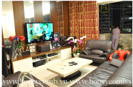 Furnished 3-bedrooms apartment in The Estella for rent