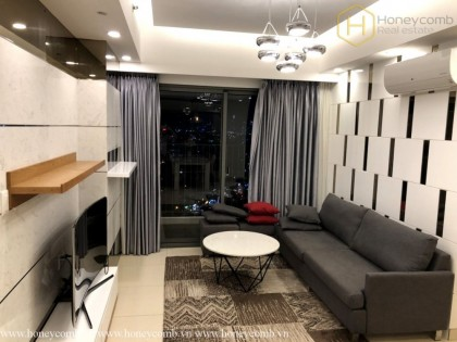 Beautiful stylish 2 bedrooms apartment in Masteri Thao Dien