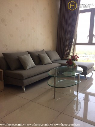 The Vista An Phu 2 beds apartment with low floor for rent