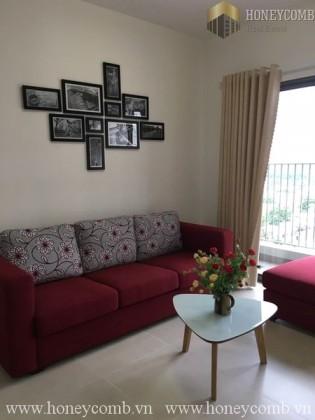 Amazing 2 bedrooms apartment in Masteri Thao Dien for rent