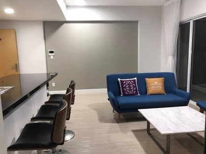 Graceful 2 beds apartment with full feature in Masteri Thao Dien