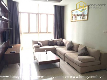 2 bedrooms apartment with open kitchen in The Vista for rent