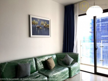 2 bedrooms at The Estella Heights with fully furnished