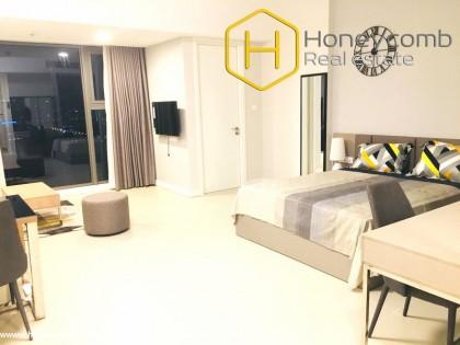 Cozy studio apartment in Gateway Thao Dien