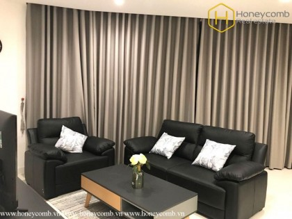 Wonderfull 2 beds apartment in City Garden for rent