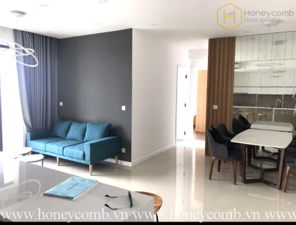 The Estella heights 2 bedrooms apartment with high floor