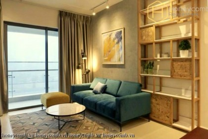 Lovely featured 2 bedrooms apartment in Gateway Thao Dien