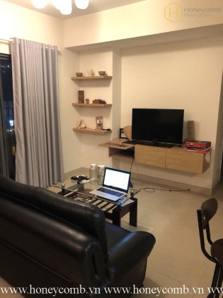 Masteri Thao Dien 2 beds apartment with good price and nice view