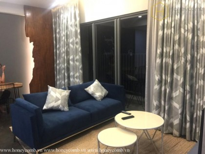 Wonderful 2 bedroom apartment in Masteri Thao Dien for rent