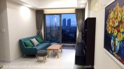 Aesthetic 2 bedrooms apartment in Masteri Thao Dien