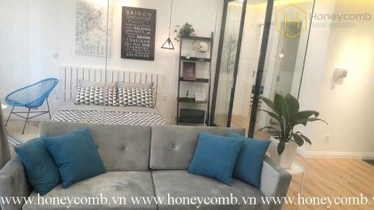 Beautiful stylish 2 bedrooms apartment in Tropic Garden for rent