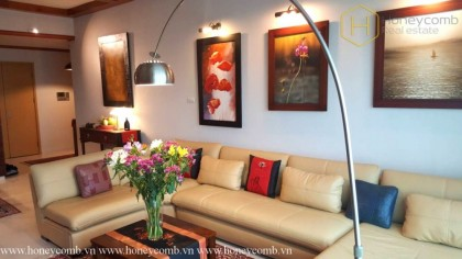 Luxury design with 2 beds apartment in The Vista for rent
