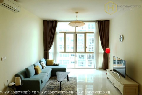 Wonderful 3 beds apartment in The Vista An Phu for rent