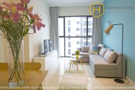 The Ascent 2 bedrooms apartment with furniture new for rent