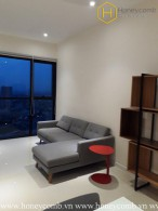 Open space with 2 bedrooms apartment in The Ascent Thao Dien