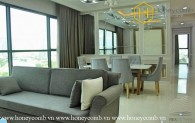The luxurious 3 bedrooms-apartment in The Ascent
