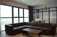 The 3 bedrooms-apartment with elegant country style in The Ascent