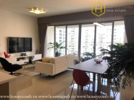 The Estella Heights 3 bedrooms apartment with nice furnished