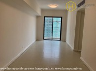 The unfurnished 1 bedroom-apartment in Gateway