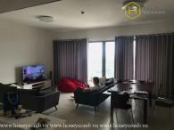 Căn hộ 4 phòng ngủ đầy đủ tiện nghi hiện đại tại Gateway Thảo Điền