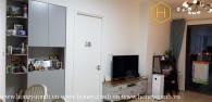 Nội thất đẹp 2 phòng ngủ căn hộ tại Gateway cho thuê