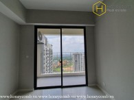The unfurnished 2 bedrooms-apartment in Masteri An Phu for leasing