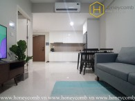 Enjoy your life with this colorful 2 bedrooms-apartment in Masteri An Phu