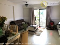 Duplex Masteri Thao Dien 3 bedrooms apartment with nice furnished