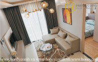 No words can describe this 3 bedrooms-apartment with attractive decoration in New City Thu Thiem