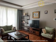 Good furniture with 2 bedroom in Thao Dien Pearl for rent