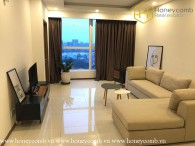 The 2 bedrooms-apartment with Tropical style in Thao Dien Pearl
