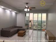 Căn hộ 3 phòng ngủ mộc mạc cho thuê tại Vista Verde