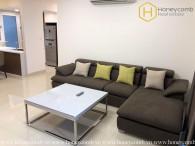 The impressive 3 bedrooms-apartment in Vista Verde for leasing