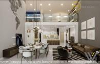 Căn hộ 4 phòng ngủ với trang trí ấn tượng tại Vista Verde cho thuê