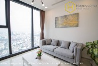 The 1 bedroom-apartment with minimalism style in Vinhomes Golden River