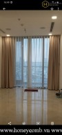 The unfurnished 1 bedroom-apartment for leasing in Vihomes Golden River